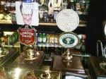 from left to right, the first and seconf best real ales in the world