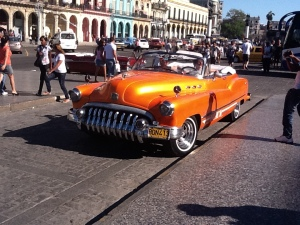 A real beauty in down town Havana