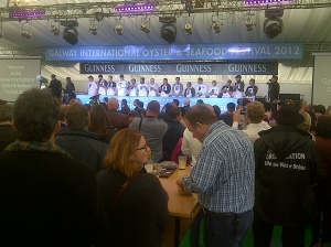 Oyster opening championships