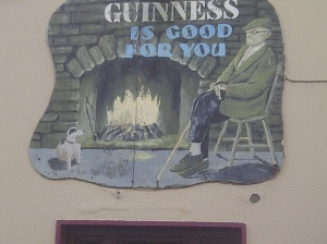 Guinness is good for you, but not necessarily true all the time
