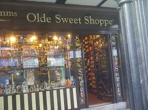 Olde sweet Shoppe