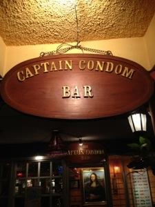 captain Condom Bar
