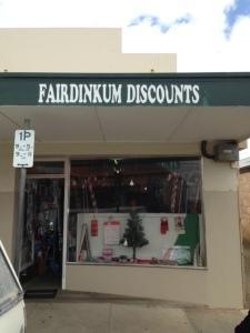 Fair Dinkum