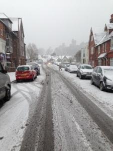 snow in Arrundel