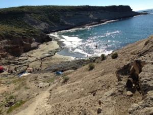 beach in tenerie