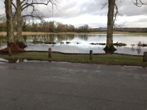 Arundel floods