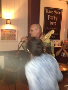 music at the Red Lion
