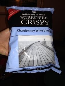 Yorkshire crisps