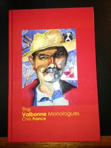 cover of the Valbonne Monologues
