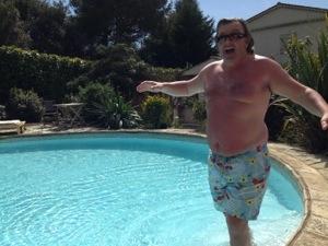 Valbonne swimming pool