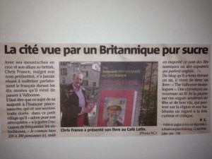 Nice matin article