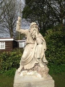 Statue in Chichester