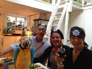 pirates in Arundel