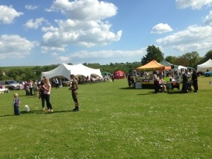 Fete at Burpham
