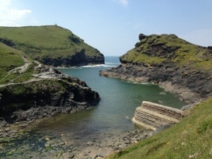 picture of Boscastle Harbour
