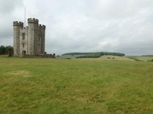 tower on Arundel estate