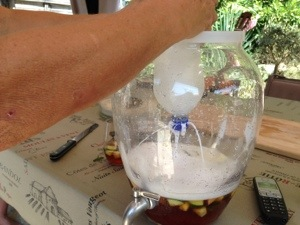 Pimms dispenser