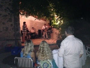 blues in Opio