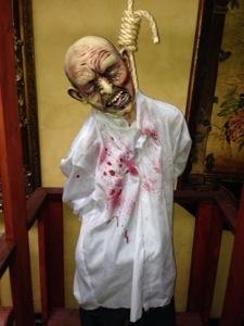 halloween body