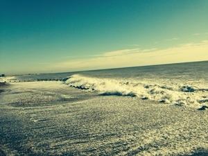 Clymping beach