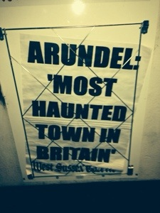 haunted town
