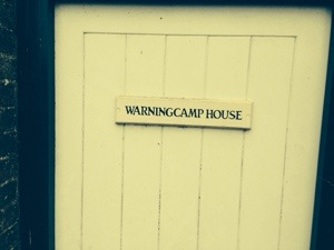 warningcamp house