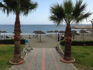 cypriot beach